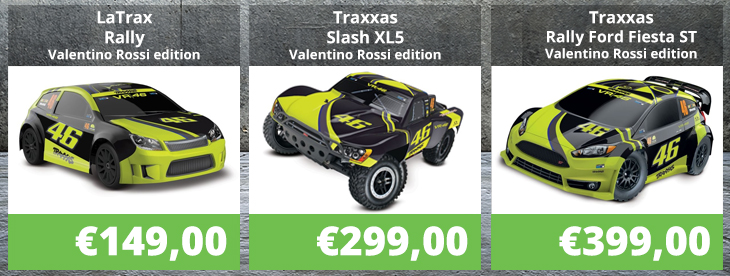 03_Traxxas Valentino Rossy Edition