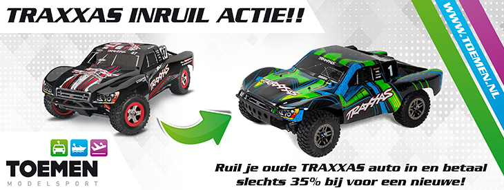 Traxxas 35% Slash 4x4