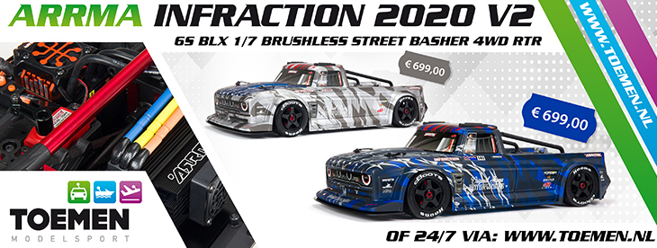 Traxxas INFRACTION
