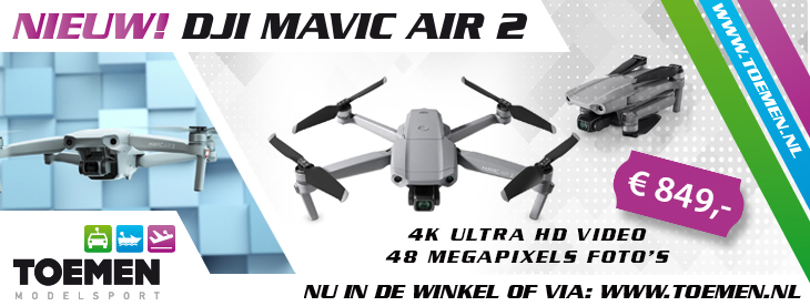 DJI Mavic AIR 2 €849