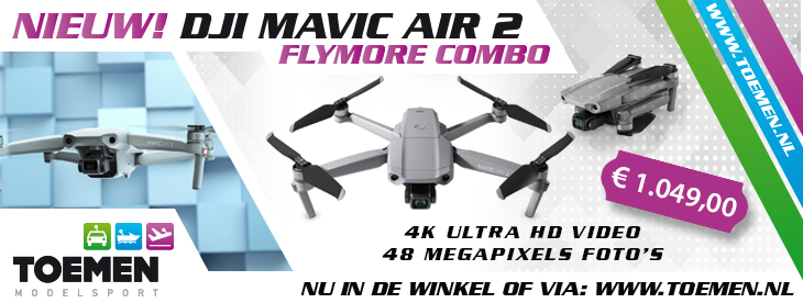 DJI Mavic AIR 2 €1049