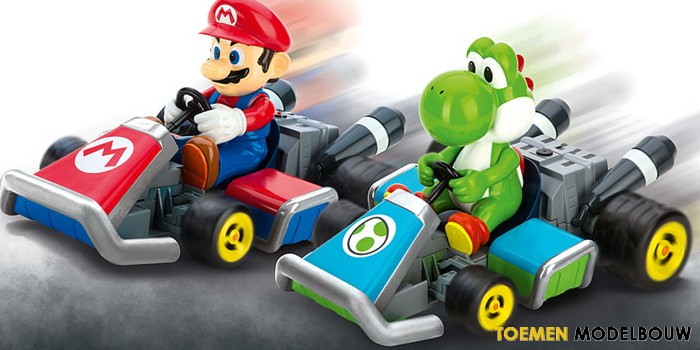 carrera mario kart 7 mario afstandbestuurbare auto 2 4ghz. Black Bedroom Furniture Sets. Home Design Ideas