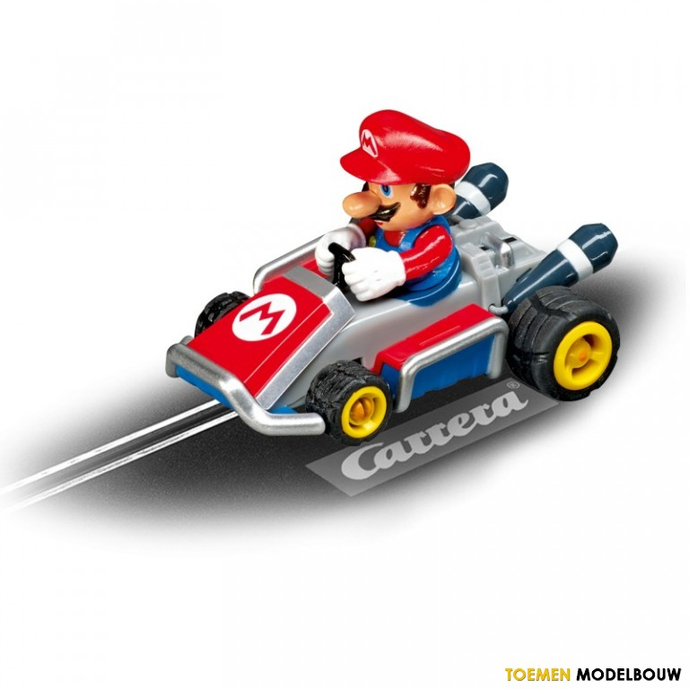 carrera go racebaan auto mario kart 7 mario 61266. Black Bedroom Furniture Sets. Home Design Ideas