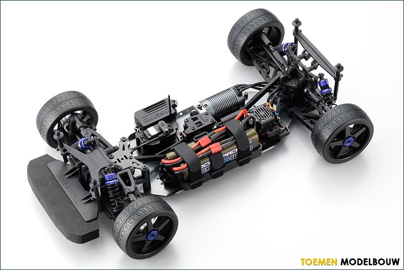 Kyosho Inferno GT2 VE Brushless RS Ceptor RTR