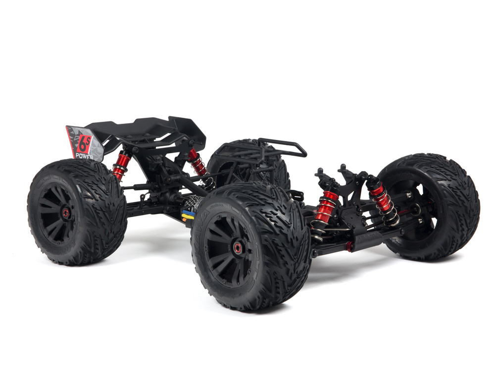 arrma kraton 6s v2 blx 1 8 brushless electro truggy 4wd. Black Bedroom Furniture Sets. Home Design Ideas