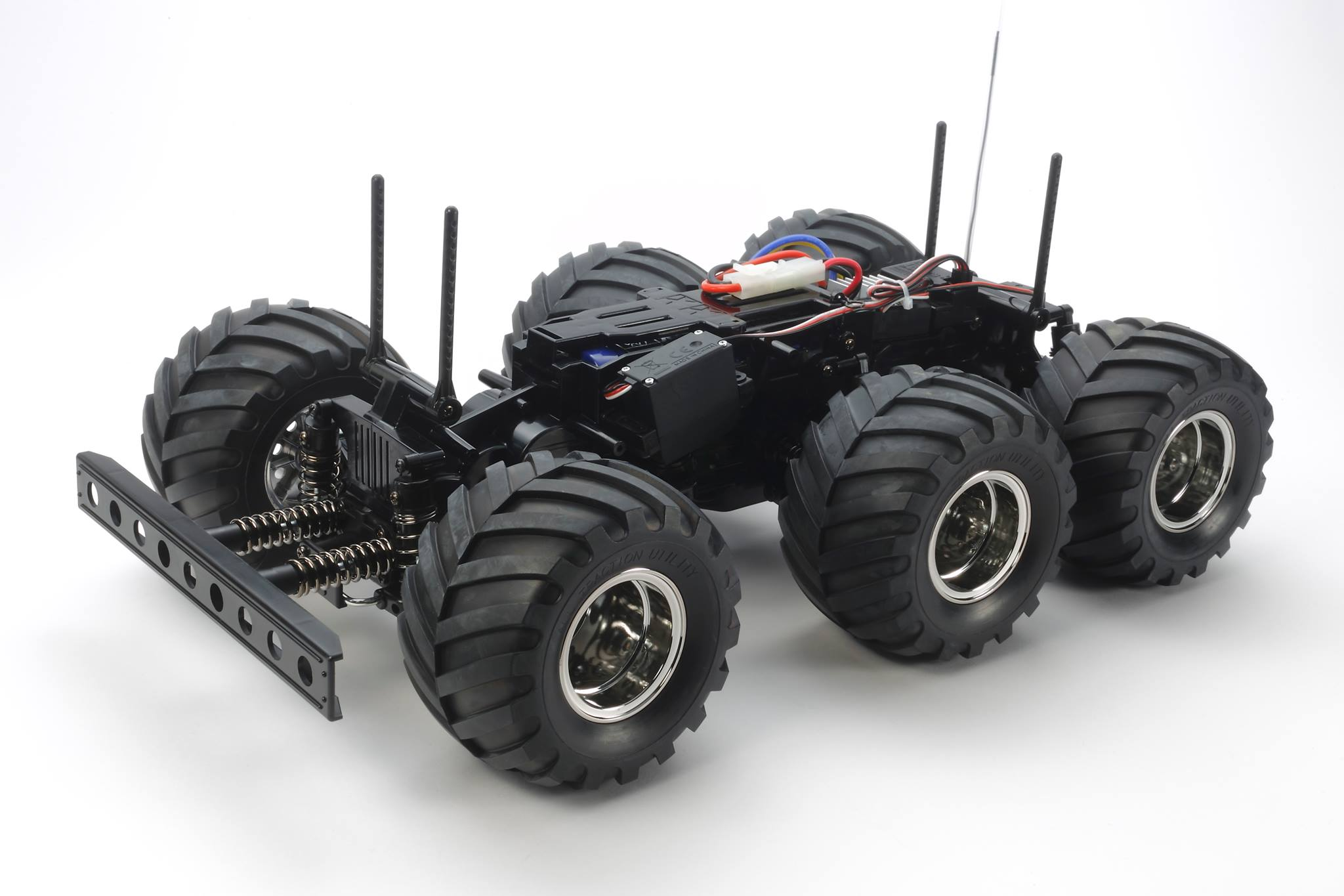 tamiya konghead 6 6 gs 01 1 10 rc elektro offroad auto. Black Bedroom Furniture Sets. Home Design Ideas