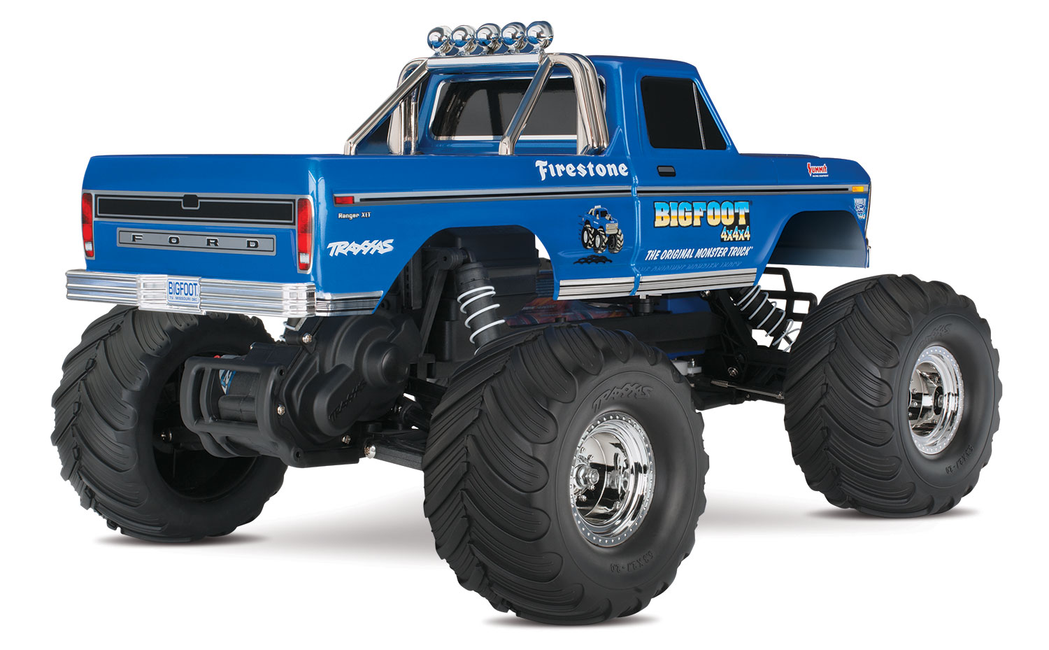 traxxas bigfoot the original monster truck kopen. Black Bedroom Furniture Sets. Home Design Ideas