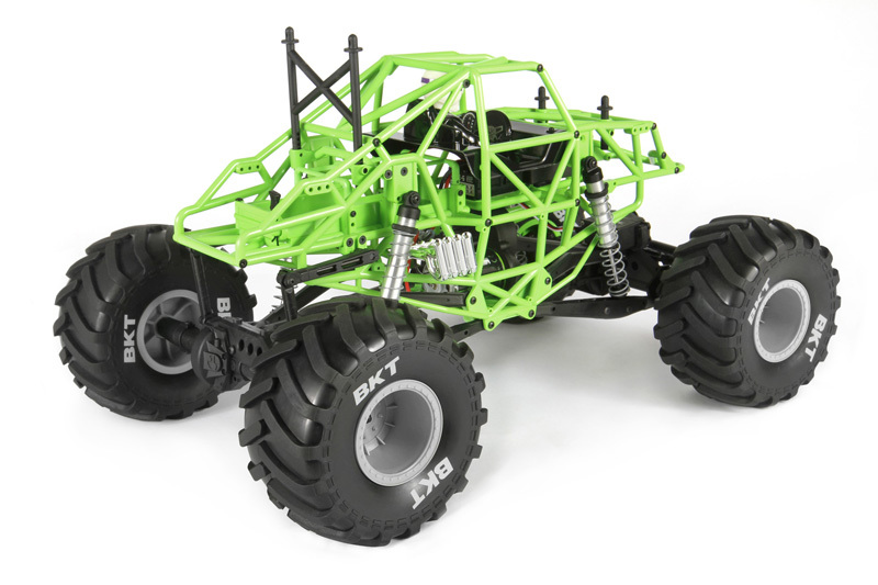 Axial SMT10 Grave Digger Monster Jam Truck Electric 4WD RTR