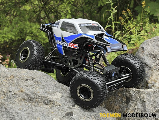 maverick scout rc 4wd 2 4ghz rtr rock crawler. Black Bedroom Furniture Sets. Home Design Ideas