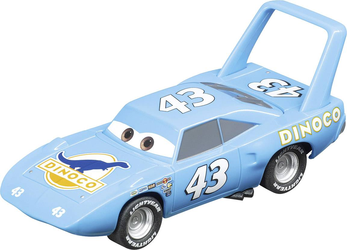 Carrera Go Racebaan Auto Disney Pixar Cars Strip The King Weathers 20064107