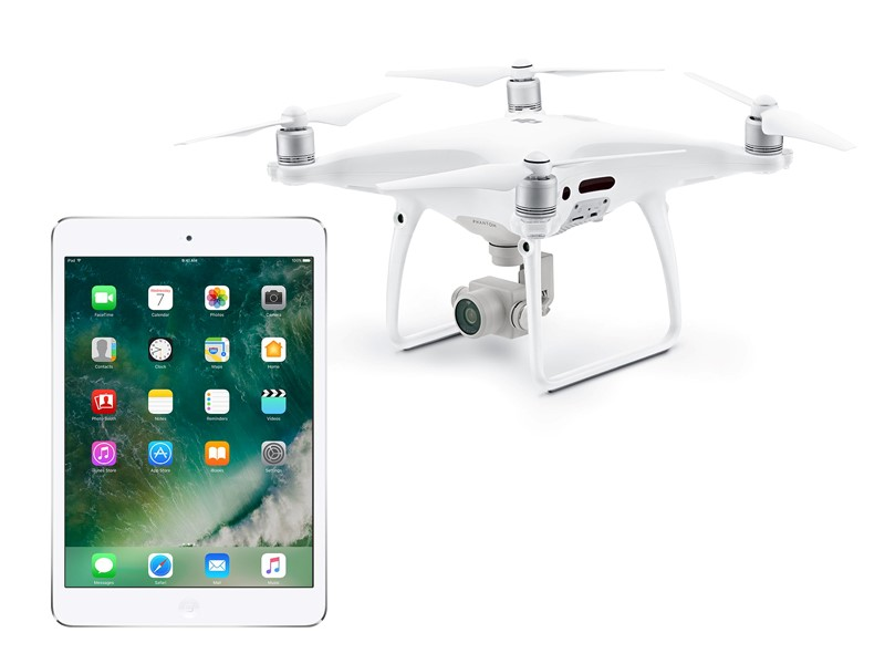 dji phantom 4 pro met ipad mini kopen. Black Bedroom Furniture Sets. Home Design Ideas