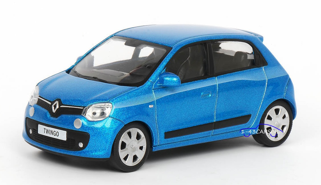 norev renault twingo 2015 blauw. Black Bedroom Furniture Sets. Home Design Ideas