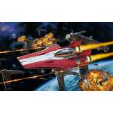 Revell Resistance A-Wing Fighter Red in 1:44 bouwpakket