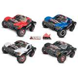 Traxxas Slash VXL Brushless Shourt-Course Truck RTR OBA & TSM 2.4Ghz