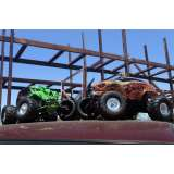 Skully XL5 2WD monster truck RTR 2.4Ghz + NiMH accu en lader