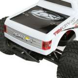 Team Losi 1/10 Tenacity Monster Truck 4WD RTR compleet met AVC systeem Wit