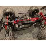 ARRMA 1/8 Kraton 4WD 6S EXtreme Bash Speed Monster Truck Black RTR