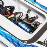 "ProBoat Sonicwake 36"" Self-Righting Brushless Deep-V RTR White"