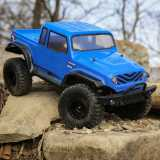 ECX 1/12 Barrage Gen2 1.55 4WD Scaler Brushed RTR Blue
