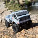 ECX 1/24 Barrage UV 4WD Scaler Crawler RTR FPV Gray