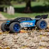 Losi 1/10 TENACITY-T 4WD Truggy Brushless RTR with AVC Blue/Black