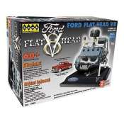 Hawk Ford Flat Head Engine V-8 1:6 bouwpakket
