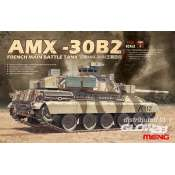 Meng AMX-30B2 French Main Battle Tank - 1:35 bouwpakket