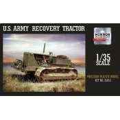 Mirror Models U.S. Recovery Tractor 1:35