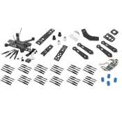 Rise RXS270 Carbon Fiber Brushless Racing Quad RxR - SUPER SET