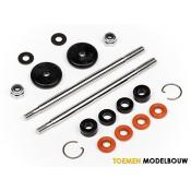 Front Shock Rebuild Kit - HPI101092