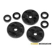 6 Holes Shock Piston Set - HOT67353