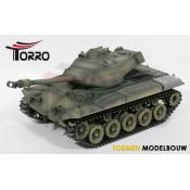 Torro RC Tank 1:16 M41 Walker Bulldog - 2.4Ghz