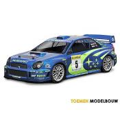 BODY SUBARU IMPREZA WRC 2001 200mm - HPI7458