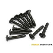 BUTTON HEAD SCREW M3-19MM - HPI101246