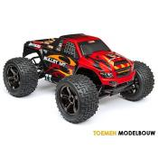 Bullet MT Clear body with Nitro - HPI107228