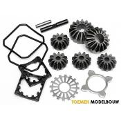 BEVEL GEAR SET - HPI87455