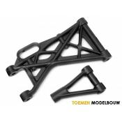 REAR SUSPENSION ARM SET - HPI85402