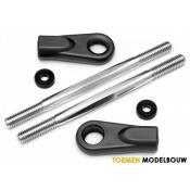 STEERING TIE ROD SET - HPI85463