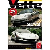 AMT 2012 Corvette Coupe & Convertible Combo Set 1:25 bouwpakket