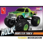 AMT The Incredible Hulk Monster Truck 1:32 bouwpakket