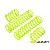 SHOCK SPRING SET 23x155x2.3mm 17.5COILS - HPI86760