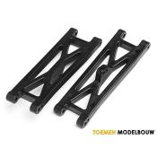 FRONT SUSPENSION ARM SET - HPI100312