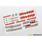 Decal Sheet Stampede 4X4 VXL - TRX6713