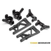 FRONT SUSPENSION ARM SET - HPI105514