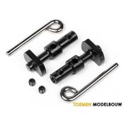 BRAKE SHAFT & ROD SET - HPI101344