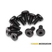 BINDER CAP HEAD SCREW 10pcs - HPI101390