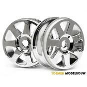 V7 WHEEL CHROME - HPI103679