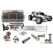 RCScrewZ - Traxxas Rustler XL5 Stainless Steel Screw kit