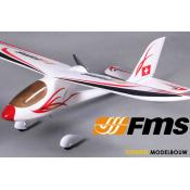 FMS Red Dragonfly 900mm RTF Brushless Trainer