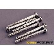 Screws, 3x24mm roundhead self-tapping - TRX2679